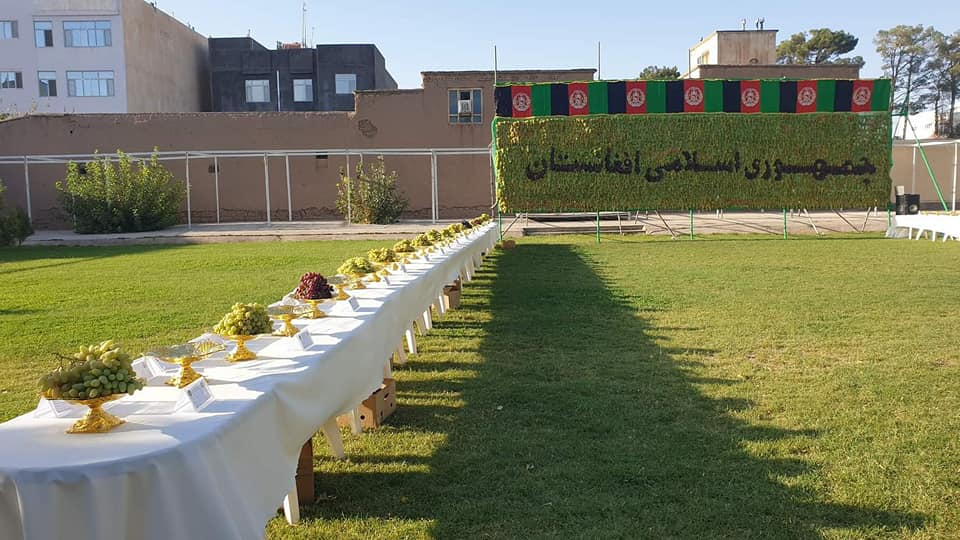 Grape, Honey and Fig festival in Herat