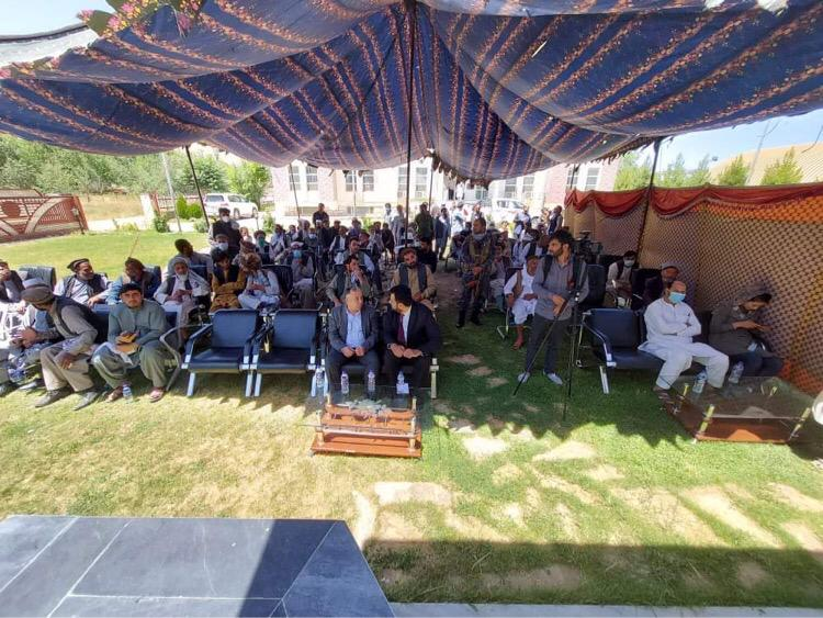 Seven irrigation projects to be implemented in Kabul
